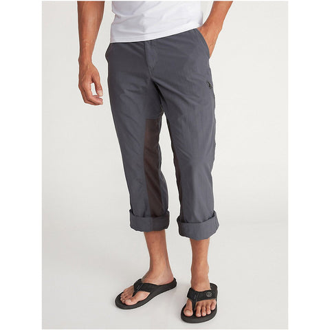 Men's BugsAway Sandfly Pants-ExOfficio-Dark Steel-30-Uncle Dan's, Rock/Creek, and Gearhead Outfitters