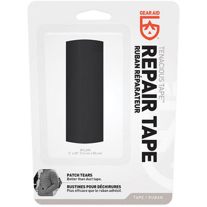 Tenacious Tape Repair Tape-Gear Aid-Black-Uncle Dan's, Rock/Creek, and Gearhead Outfitters