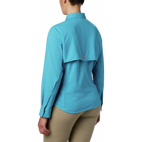Women's PFG Tamiami II Long Sleeve Shirt-1275701_Clear Water