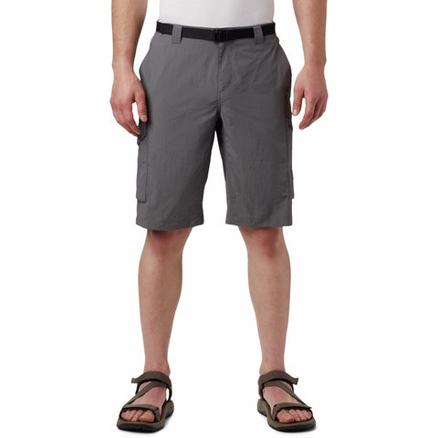 Men's Silver Ridge Cargo Short-1441701_City Grey
