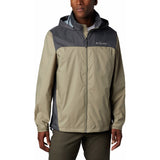 Men's Glennaker Lake Rain Jacket-Columbia-Tusk, Grill-S-Uncle Dan's, Rock/Creek, and Gearhead Outfitters