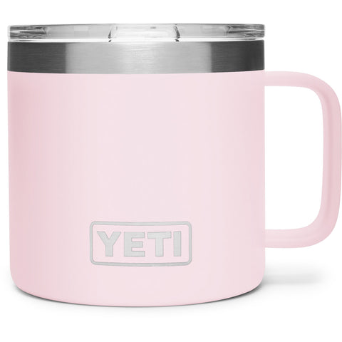 Rambler 14 oz Mug with Standard Lid-Yeti-Northwoods Green-Uncle Dan's, Rock/Creek, and Gearhead Outfitters
