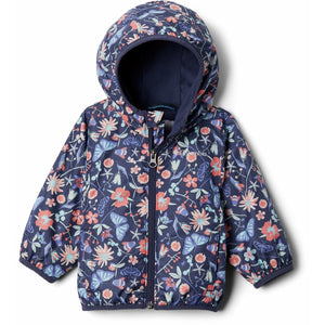 Infant Mini Pixel Grabber II Wind Jacket-1544292_Nocturnal Wildflowers and Bugs