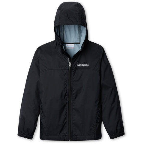 Boys' Glennaker Rain Jacket-1574731_Black