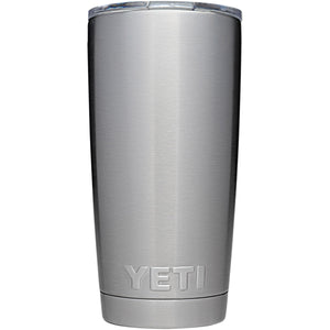 Rambler 20 oz Tumbler with MagSlider Lid-Yeti-Stainless-Uncle Dan's, Rock/Creek, and Gearhead Outfitters