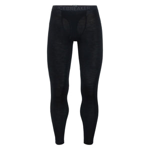 Men's 175 Everyday Leggings with Fly-Icebreaker-Black-S-Uncle Dan's, Rock/Creek, and Gearhead Outfitters