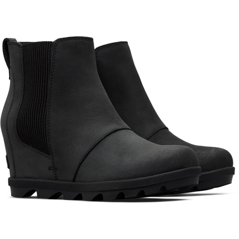 Women's Joan of Arctic Wedge II Chelsea Boot - Clearance-Sorel-Quarry-6-Uncle Dan's, Rock/Creek, and Gearhead Outfitters