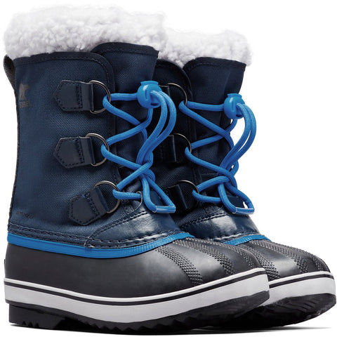 Youth Yoot Pac Nylon DTV Boot - Clearance-Sorel-Collegiate Navy/Super Blue-1-Uncle Dan's, Rock/Creek, and Gearhead Outfitters