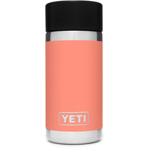 Rambler 12 oz Bottle with HotShot Cap-YRAM12_Coral