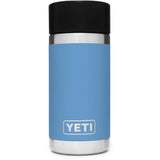 Rambler 12 oz Bottle with HotShot Cap-YRAM12_Pacific Blue