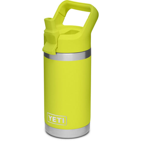 Rambler Jr 12 oz Kids Bottle-YRAM12JR_Chartreuse
