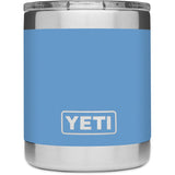 Rambler 10 oz Lowball with Standard Lid-YRAM10_Pacific Blue