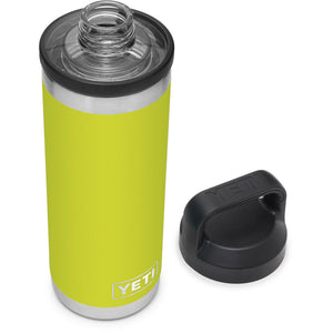 Rambler 18 oz Bottle with Chug Cap-YRAM18CHUG_Chartreuse