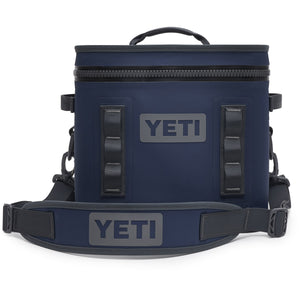 Hopper Flip 12 Soft Cooler-Yeti-Navy-Uncle Dan's, Rock/Creek, and Gearhead Outfitters