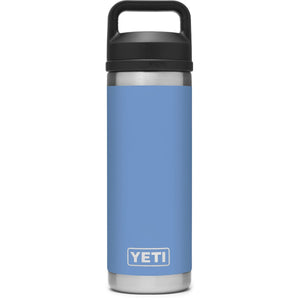 Rambler 18 oz Bottle with Chug Cap-YRAM18CHUG_Pacific Blue