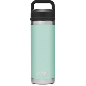 Rambler 18 oz Bottle with Chug Cap-YRAM18CHUG_Seafoam