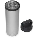 Rambler 18 oz Bottle with Chug Cap-YRAM18CHUG_Stainless Steel