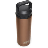 Rambler 18 oz Bottle with Chug Cap-Yeti-Copper-Uncle Dan's, Rock/Creek, and Gearhead Outfitters