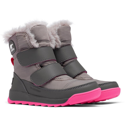 Toddler Whitney II Strap Boot - Clearance-Sorel-Quarry-4-Uncle Dan's, Rock/Creek, and Gearhead Outfitters
