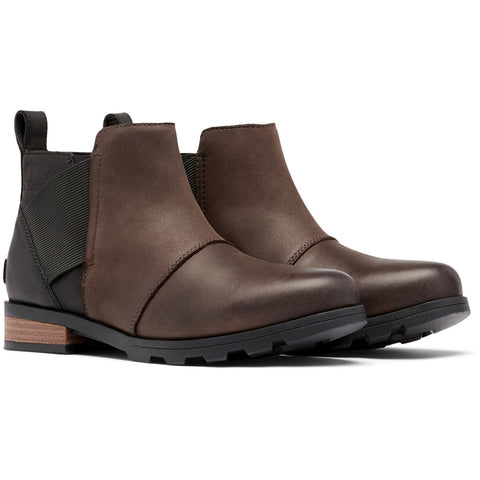 Women's Emelie Chelsea Boot - Clearance-Sorel-Black/Black-6-Uncle Dan's, Rock/Creek, and Gearhead Outfitters