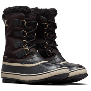 Men's 1964 Pac Nylon DTV Boot - Clearance-Sorel-Black Ancient Fossil-7.5-Uncle Dan's, Rock/Creek, and Gearhead Outfitters