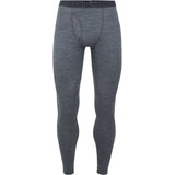 Men's 200 Oasis Leggings with Fly-Icebreaker-Gritstone Heather-S-Uncle Dan's, Rock/Creek, and Gearhead Outfitters