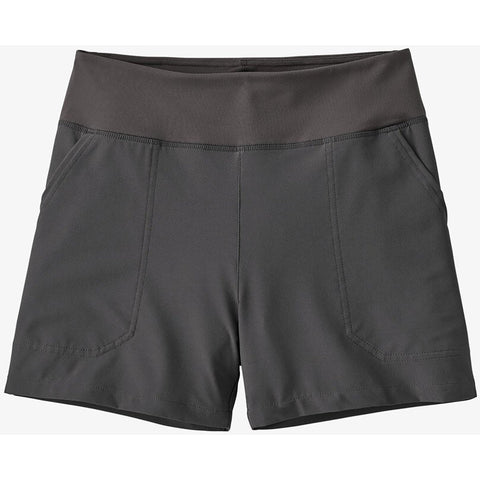 Women's Happy Hike Shorts - 4 in.-Patagonia-Ink Black-XS-Uncle Dan's, Rock/Creek, and Gearhead Outfitters