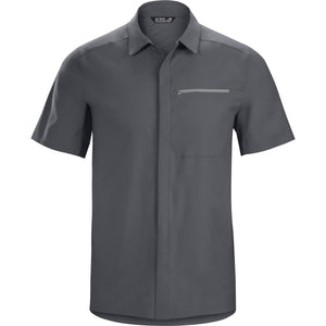 Men's Skyline SS Shirt-Arc'teryx-Cinder-M-Uncle Dan's, Rock/Creek, and Gearhead Outfitters