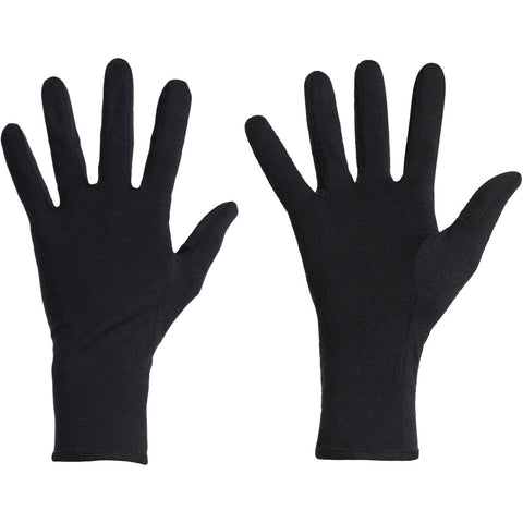 260 Tech Glove Liner-Icebreaker-Black-XS-Uncle Dan's, Rock/Creek, and Gearhead Outfitters