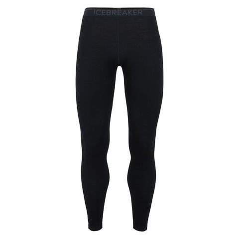 Men's 260 Tech Leggings-Icebreaker-Black Monsoon-M-Uncle Dan's, Rock/Creek, and Gearhead Outfitters