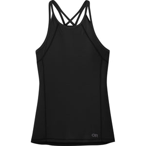 Women's Echo Tank-Outdoor Research-Black-XS-Uncle Dan's, Rock/Creek, and Gearhead Outfitters