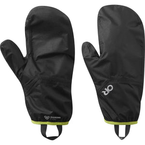 Helium Rain Mitts-Outdoor Research-Black-S/M-Uncle Dan's, Rock/Creek, and Gearhead Outfitters