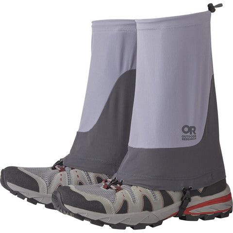 Ferrosi Thru Gaiters-Outdoor Research-Black-M-Uncle Dan's, Rock/Creek, and Gearhead Outfitters