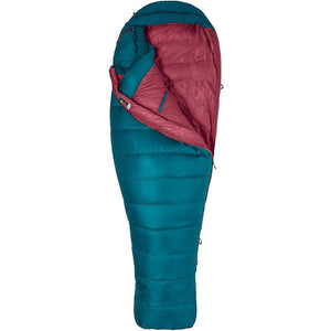 Marmot Women's Teton 15 Sleeping Bag-29900_Late Night/Vintage Navy