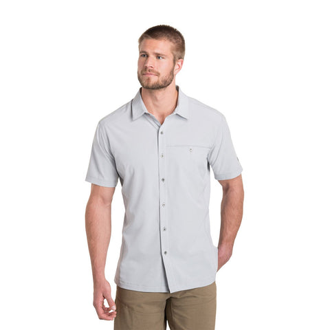 Men's Renegade Shirt-Kuhl-Ash-S-Uncle Dan's, Rock/Creek, and Gearhead Outfitters