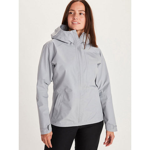 Women's Minimalist Jacket - Clearance-Marmot-Sleet-XS-Uncle Dan's, Rock/Creek, and Gearhead Outfitters