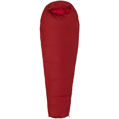 Nanowave 45 Sleeping Bag - Long-Marmot-Brick-LNG LEFT-Uncle Dan's, Rock/Creek, and Gearhead Outfitters