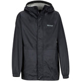 Marmot Boys' PreCip Eco Jacket-41000_Black
