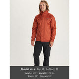 Marmot Men's PreCip Eco Jacket-41500_Picante