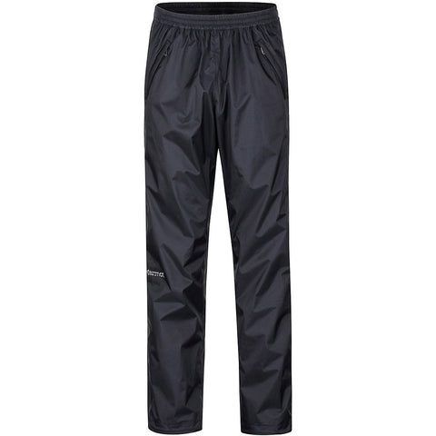 Men's PreCip Eco Full Zip Pant-Marmot-Black-L R-Uncle Dan's, Rock/Creek, and Gearhead Outfitters