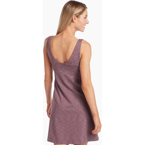 Women's Harmony Dress-Kuhl-Barberry-XS-Uncle Dan's, Rock/Creek, and Gearhead Outfitters