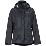 Marmot Women's PreCip Eco Jacket-46700_Black