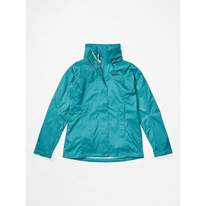 Marmot Women's PreCip Eco Jacket-46700_Deep Jungle