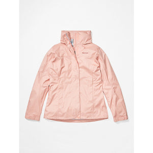 Marmot Women's PreCip Eco Jacket-46700_Pink Lemonade