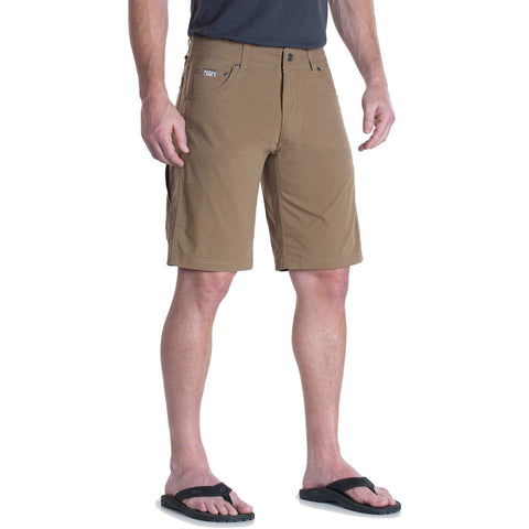 "Men's Radikl Short 10"" Inseam-Kuhl-Dark Khaki-32-Uncle Dan's, Rock/Creek, and Gearhead Outfitters"
