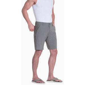 Men's Shift Amfib Short-Kuhl-Charcoal-33-10-Uncle Dan's, Rock/Creek, and Gearhead Outfitters