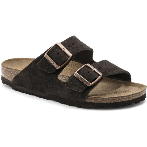 Birkenstock Arizona Suede Leather-51901_Mocha