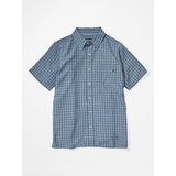 Marmot Men's Eldridge Short Sleeve Shirt-62220_Steel Onyx