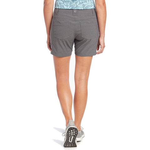 "Women's Trekr Short 5.5""-Kuhl-Charcoal-0-Uncle Dan's, Rock/Creek, and Gearhead Outfitters"