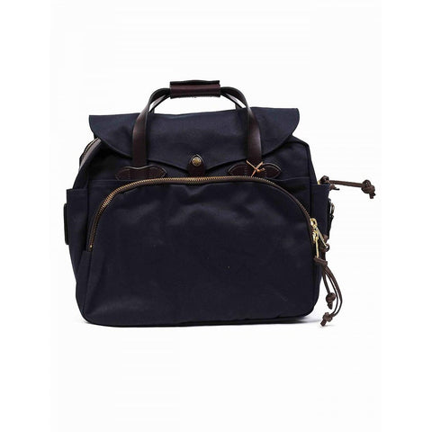 Filson Rugged Twill Padded Computer Bag-11070258_Navy